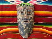Mexican Woodcarving, Guerrero Mask