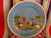 Mexican Vintage Pottery and Ceramics, Pottery from Tonala