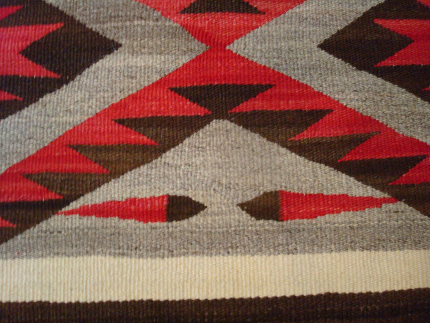 Native American Indian And Navajo Rugs And Textiles At